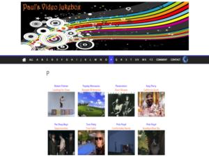 Paul's Video Jukebox