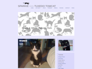 Sparkie's Website